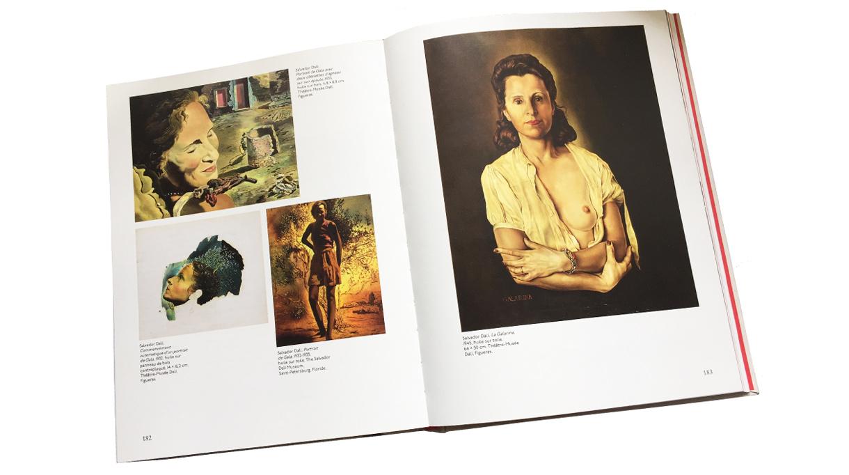 Editions Flammarion - Art book - Salvador Dalí - Gala - Signatures Singulières Magazine - The digital magazine of French talent