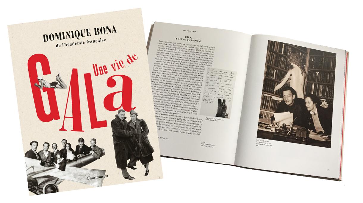 Une vie de Gala - Editions Flammarion - Art book - Salvador Dalí - Signatures Singulières Magazine - The digital magazine of French talent