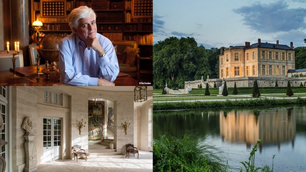 Château de Villette - French castle - Jacques Garcia - French interior designer - French castle of the 17th century - Vexin - Signatures Singulières Magazine - The digital magazine of French talent