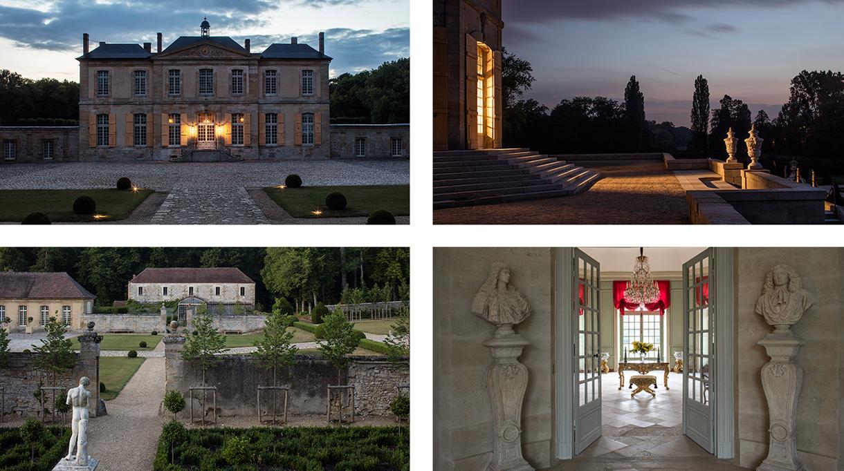 Château de Villette - French castle - Jacques Garcia - French interior designer - French castle of the 17th century - Vexin - Signatures Singulières Magazine - The digital magazine of French talent