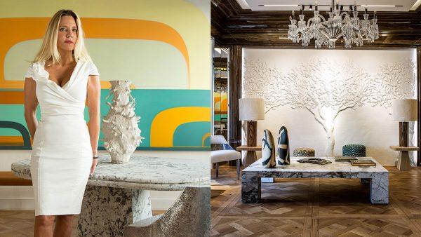 gallery stephanie coutas - interior designer - signatures singulieres magazine