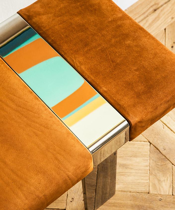 gallery stephanie coutas - interior designer - art gallery in paris - signatures singulieres magazine